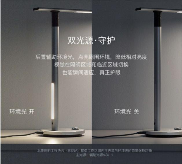 网易打造出一盏还眼睛自然光的护目台灯低温粉碎机